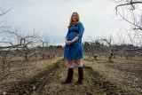 In the Orchard : Environmental portrait
