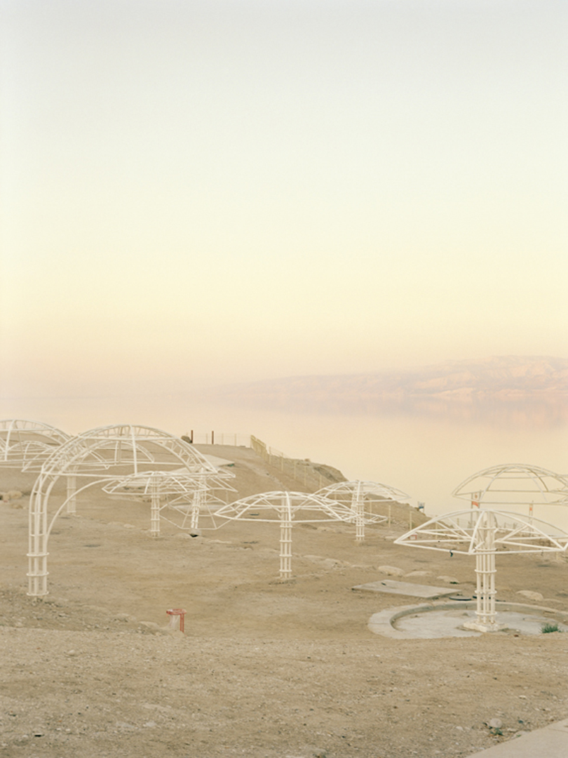 Dead Sea : Common and Uncommon Places in Israel
