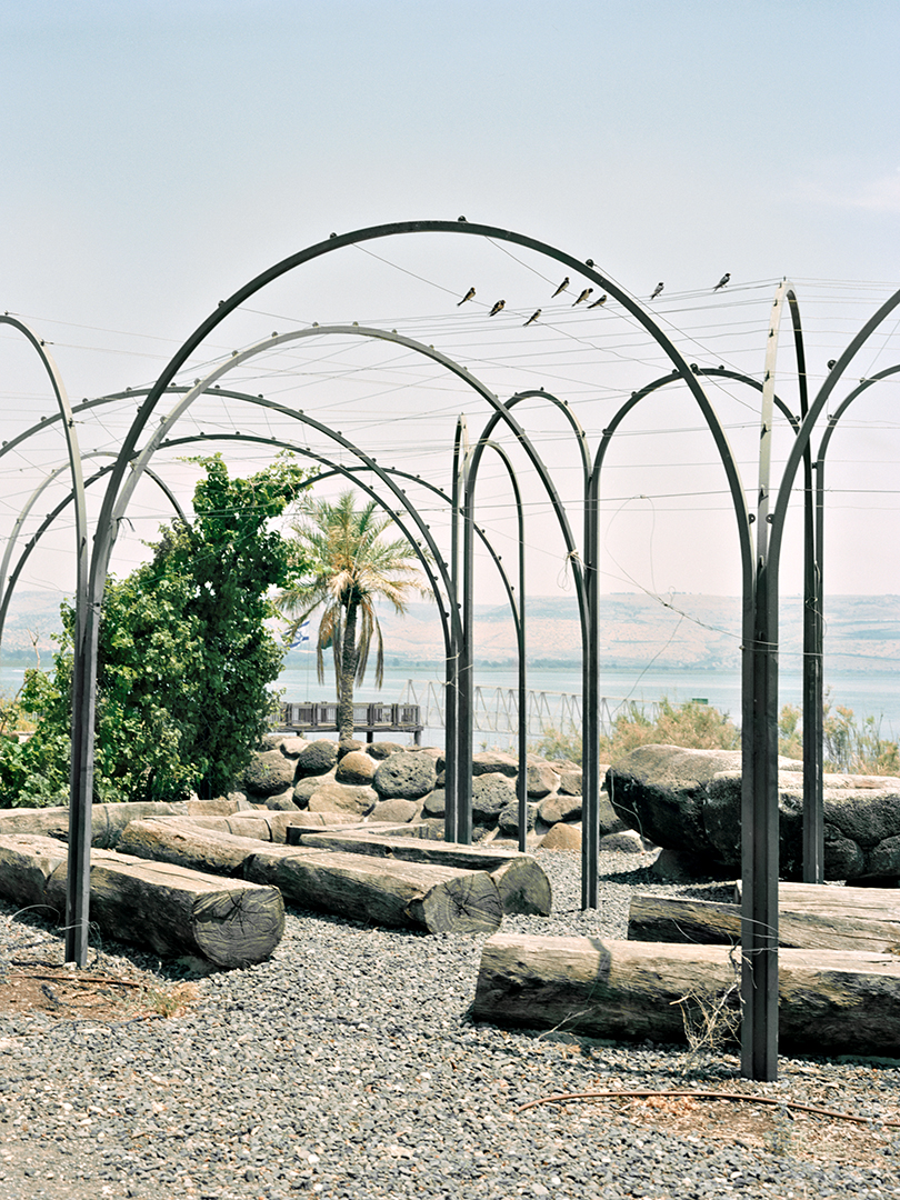 Sea of Galilee : Common and Uncommon Places in Israel