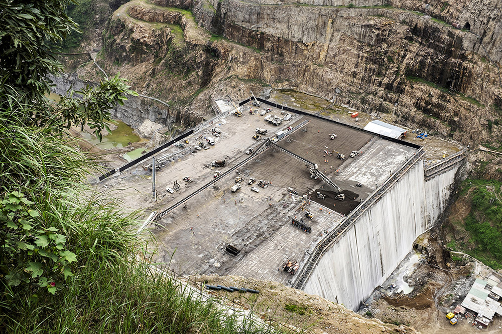 Biggest Dam : Once completed Gibe III would be the largest hydroelectric plant in Africa, with a power output of 1870MW.