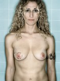 Self-Portrait, Pre-Mastectomy : Aftermath series
