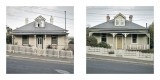 03 - both: Davenport Street [15%] : from the series Hobart Steep Housing