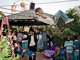 Addis in Motion: Street Photography from Ethiopia : Scene at an amusement park in Addis Ababa.