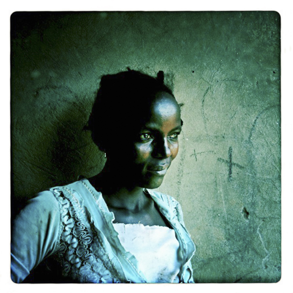 "1 - GRACE - from a series the RELUCTANT sex workers : ""I hunt for men and tell them I want sex …  sex work is a means to survive in this hostile environment.  Satisfy a man, you satisfy your hunger ""  GRACE  33 years old, widowed, 3 children, HIV/AIDS+"